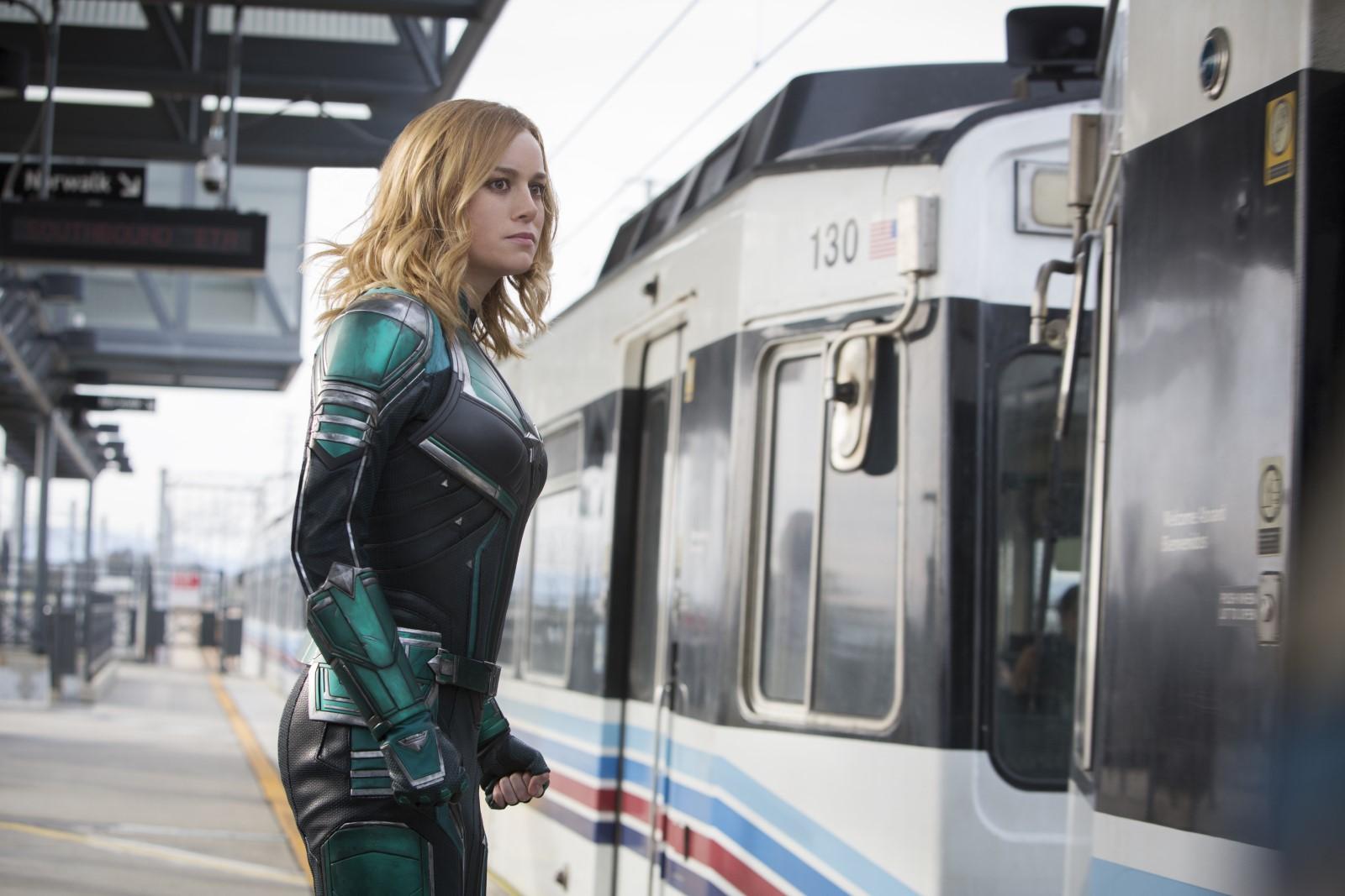 Captain Marvel film critique