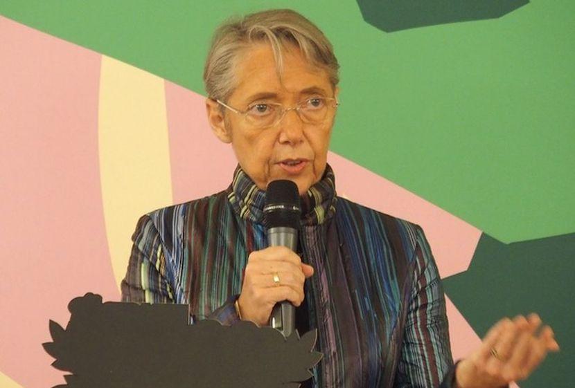 Elisabeth Borne, ministre de la transition écologique en 2020