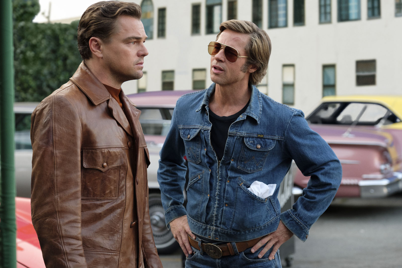Once Upon a Time... in Hollywood film critique