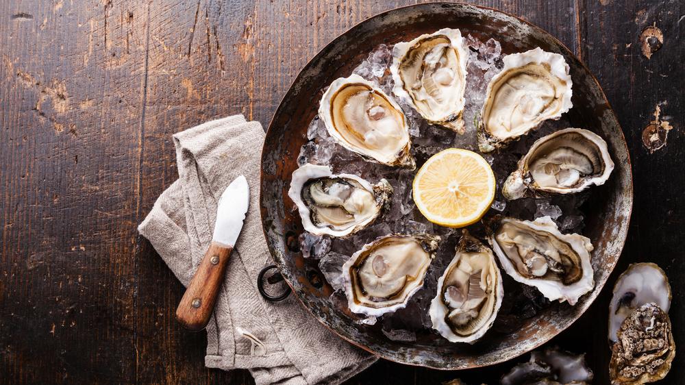 Le premier distributeur d'huîtres fraîches en libre-service est né sur le bassin !