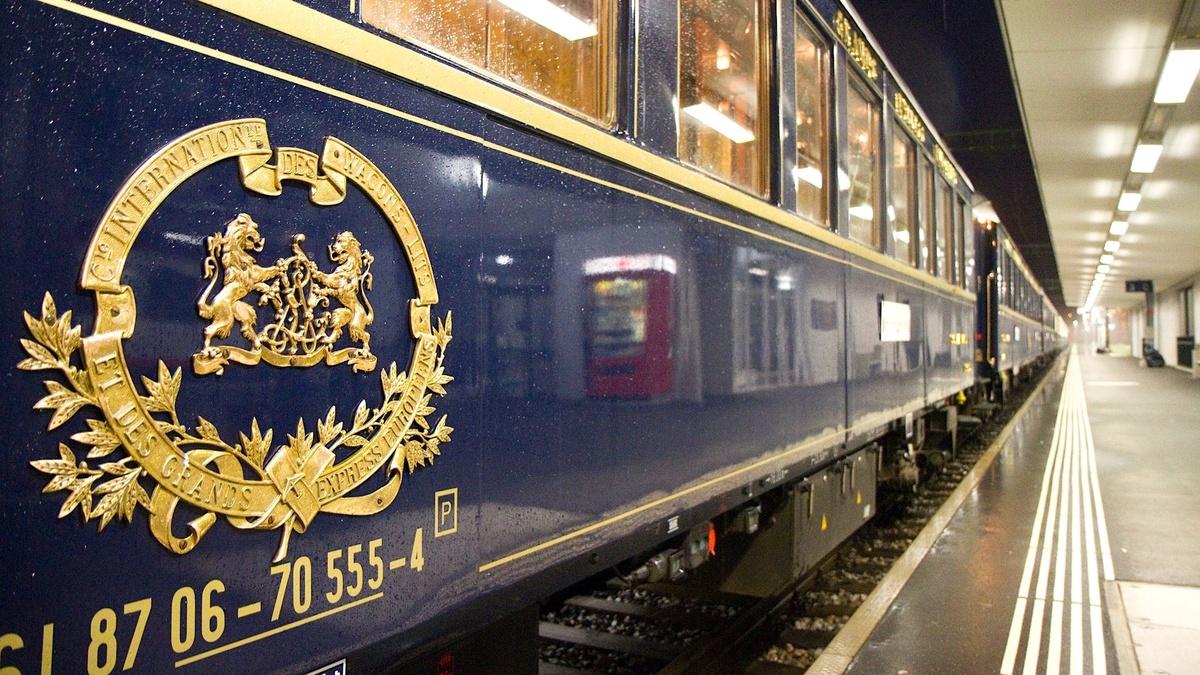 Le mythique Orient Express va faire escale à Lyon ce week-end