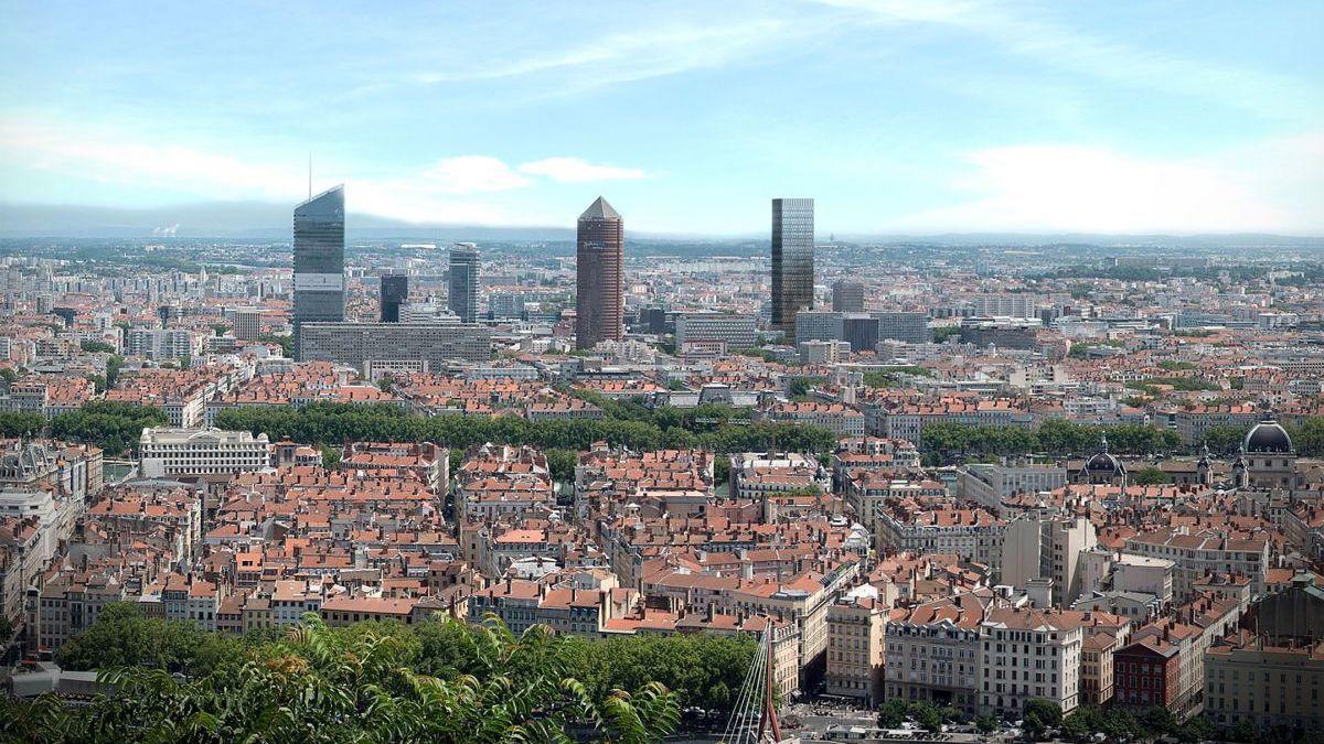 Avec To-Lyon, la skyline lyonnaise va accueillir un nouveau gratte-ciel de 170 mètres