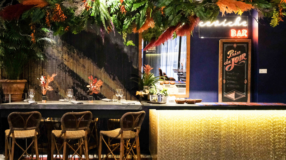Le restaurant péruvien du Marais qui régale avec son bar à ceviche