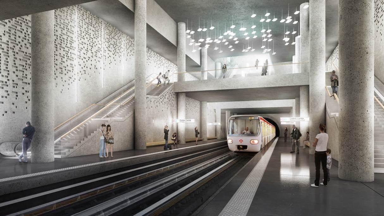 BREAKING NEWS : la 4G est officiellement arrivée dans le métro lyonnais !