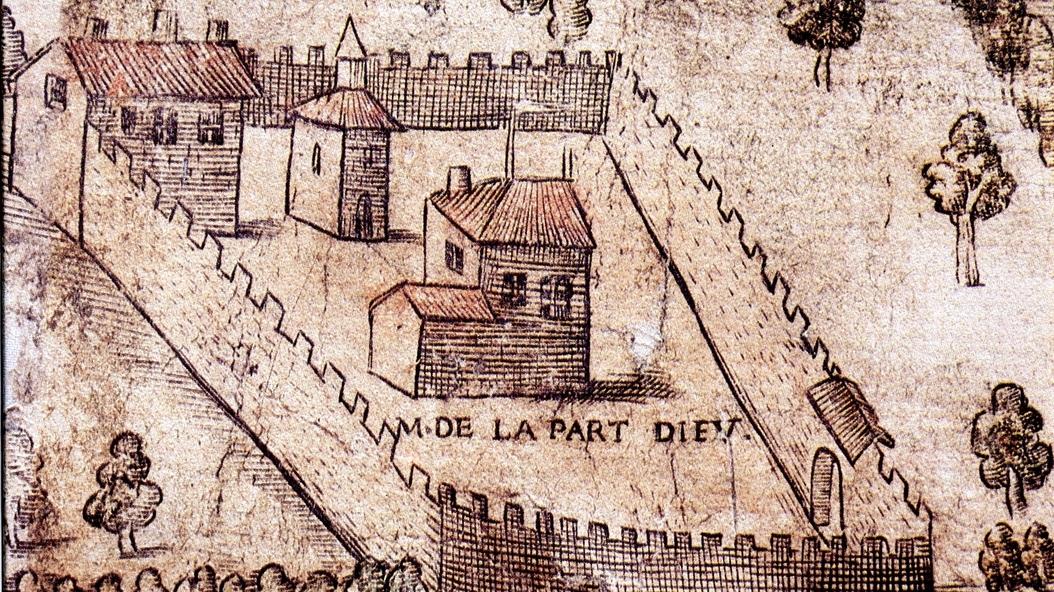 Un incroyable plan scénographique pour découvrir à quoi ressemblait Lyon en 1550