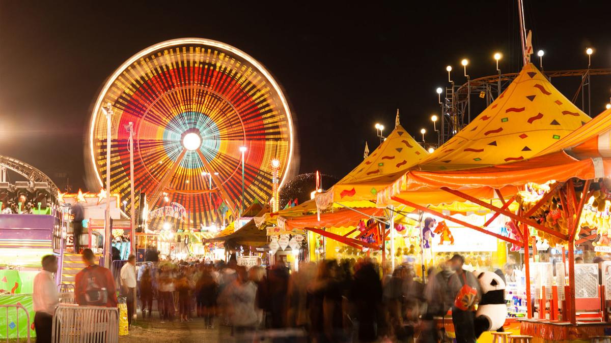 Soirée caritative à la Fête Foraine de Nantes : tous les manèges en illimité pendant 4h vendredi 6 septembre !