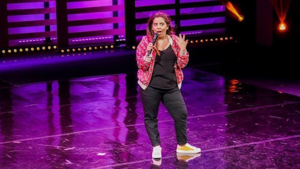 Ines Reg en spectacle à Strasbourg pour mettre des paillettes dans vos vies