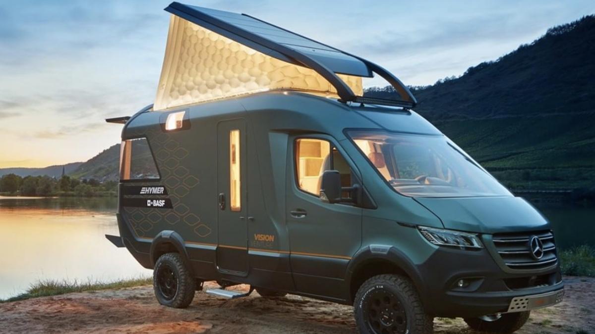 Le camping-car du futur