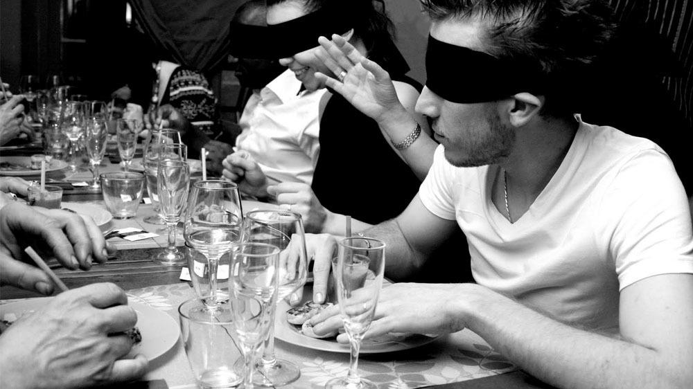 On a testé pour vous : dîner dans le noir à Nantes (et on a adoré)