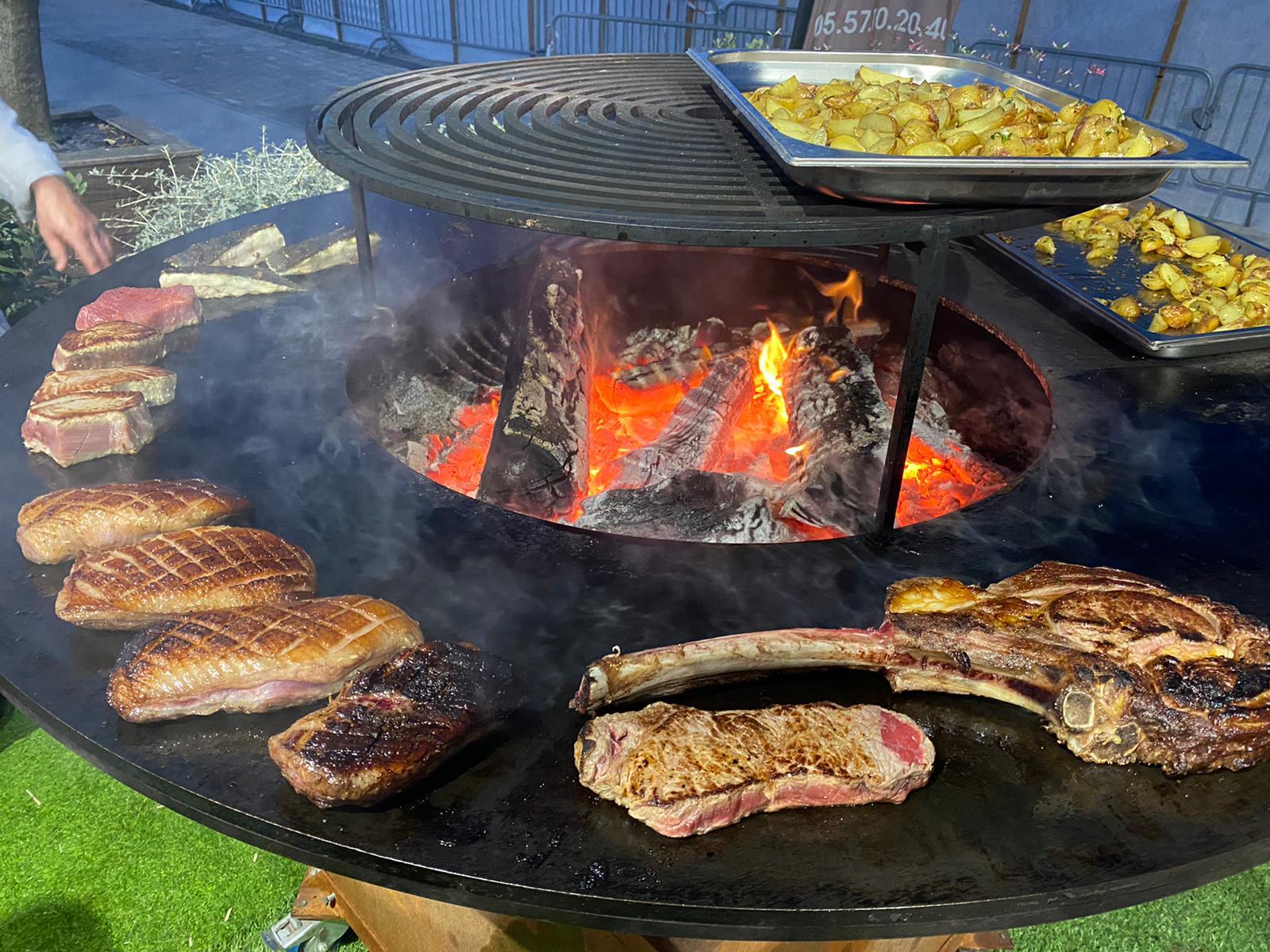 La saison des barbecues (25). Strasbourg: tout feu tout