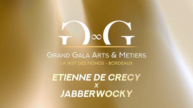 Week-end Bordeaux Etienne de Crécy