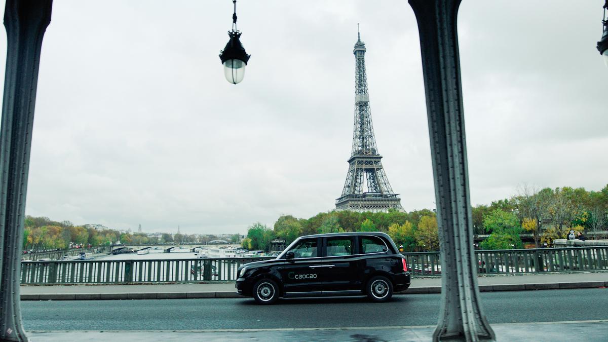 Caocao : les VTC nouvelle génération débarquent à Paris