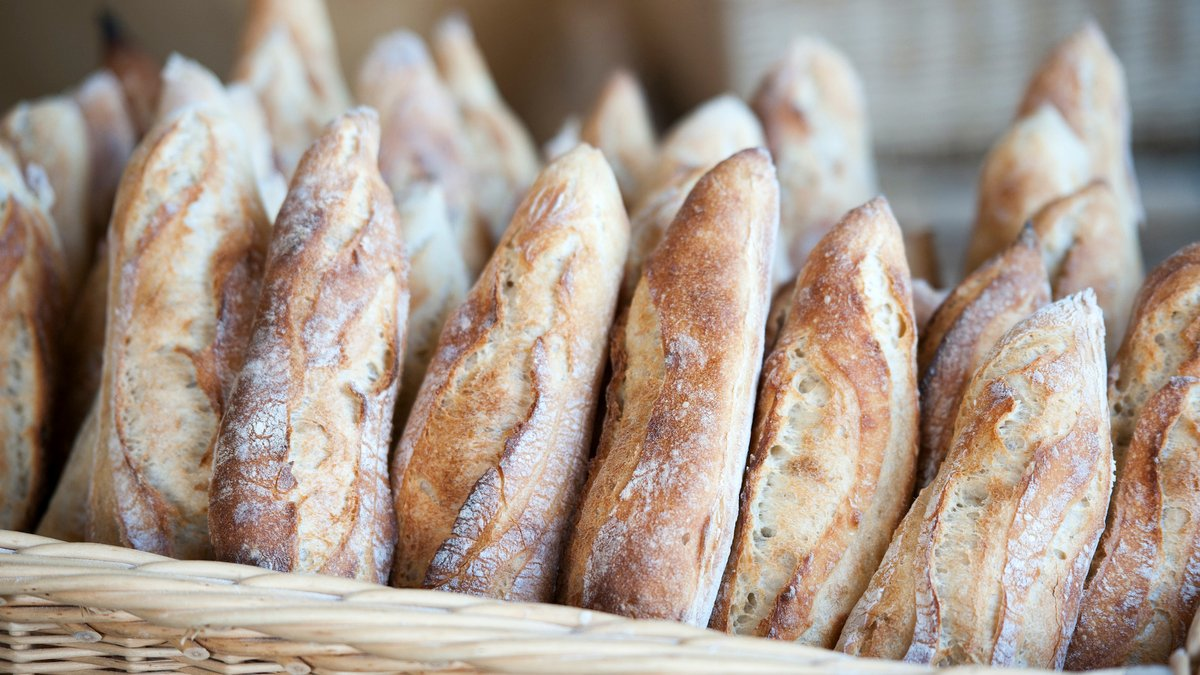Goûtez et sélectionnez la meilleure baguette de Paris