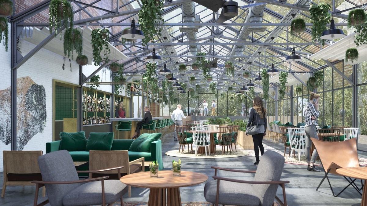 La Food Factory : le futur temple gastronomique de 5 200 m2 à Cenon