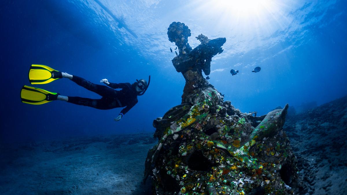 Le musée subaquatique des Catalans arrive bientôt !
