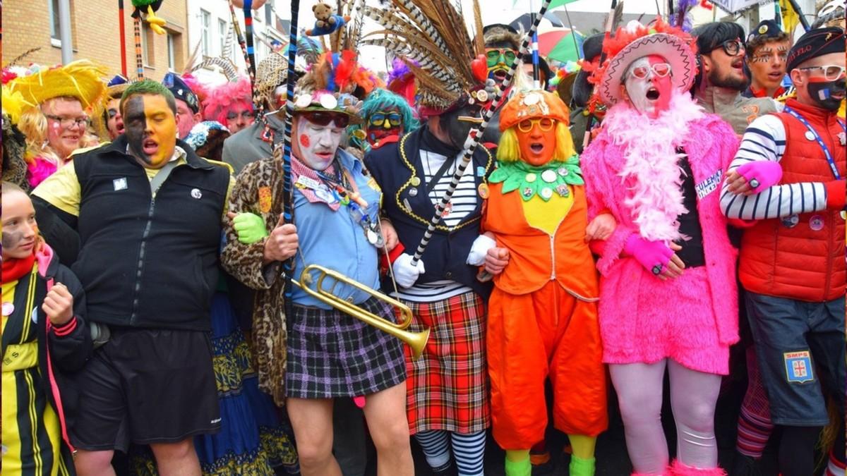 La SNCF propose des trajets à 2€ pour le carnaval de Dunkerque