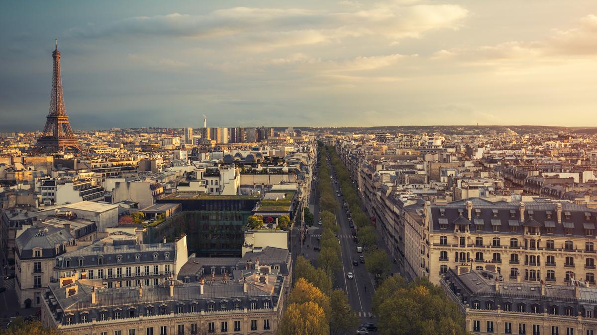 Un studio parisien de 30m2 mis en vente à presque 1 million d'euros