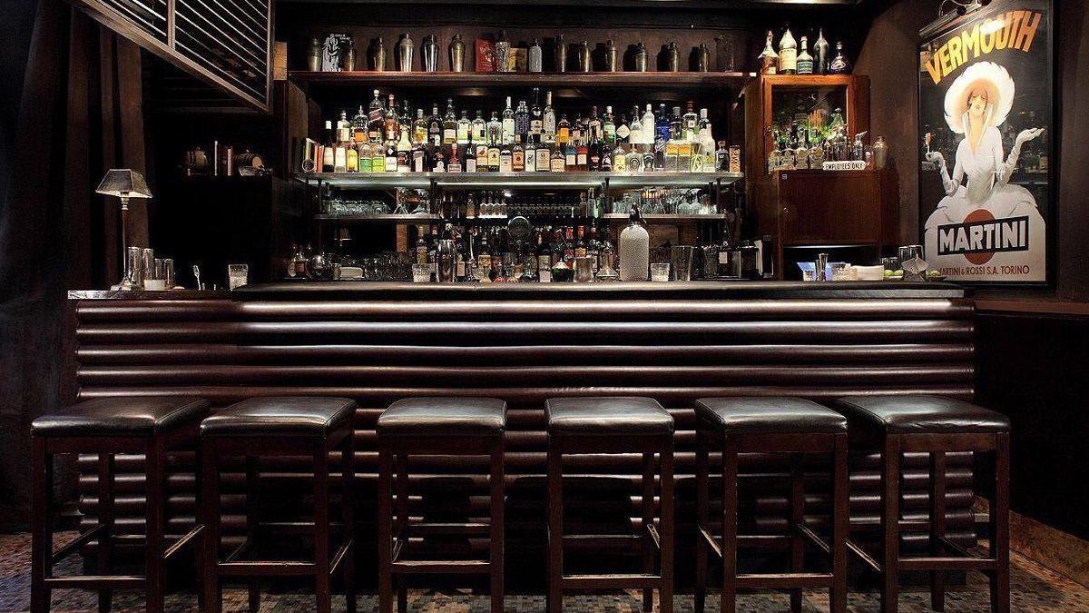 Un bar lyonnais parmi les meilleurs bars à cocktails d'Europe