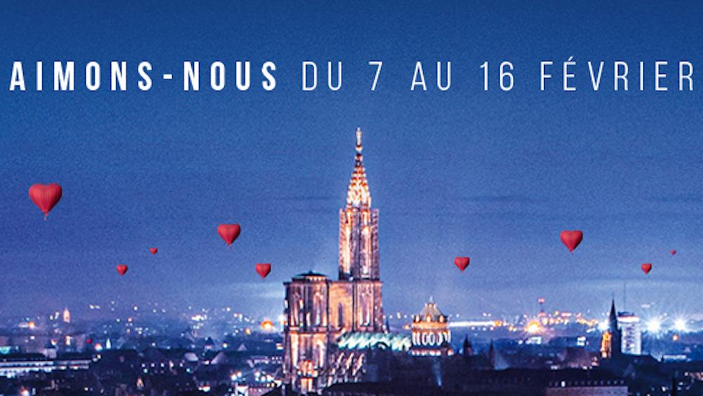 Strasbourg mon amour : les évènements à ne pas manquer