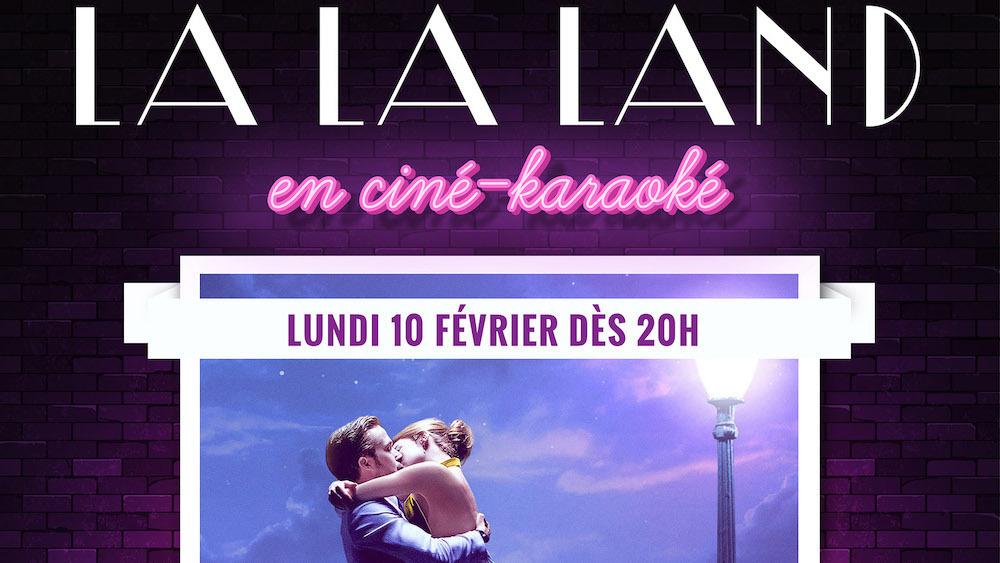 Gagne tes places pour le ciné-karaoké La La Land au cinéma Vox
