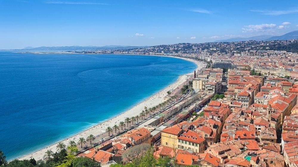 Nice : 6ème ville de France où il fait bon vivre