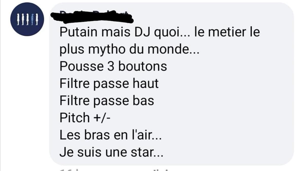 Chouineurs de DJ's, le groupe Facebook de relous qui critiquent les DJ's