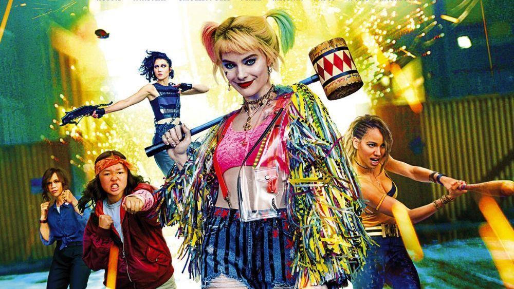 Harley Quinn fait son festival à Cannes pour l'avant-première de Birds of Prey