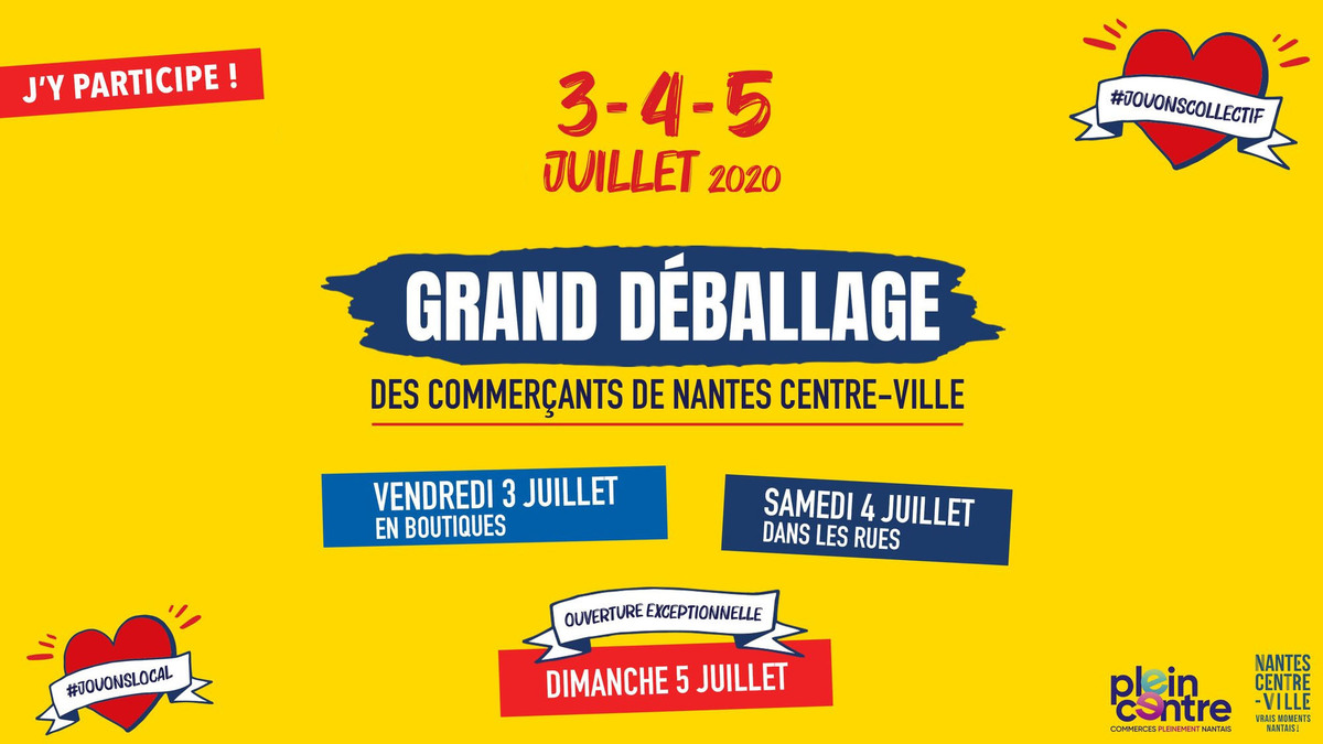 grand déballage nantes