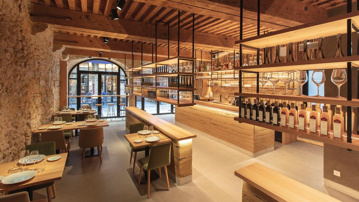 Le meilleur restaurant végétarien du monde se trouve à Lyon !