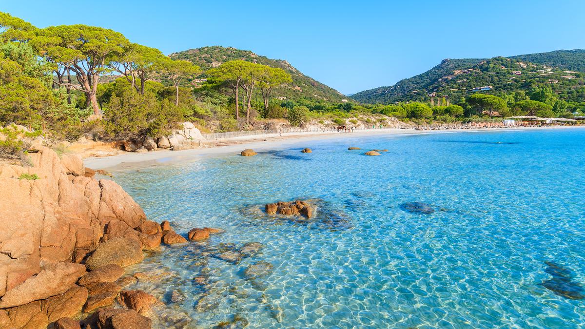 Des nouveaux vols vers la Corse au départ de Lyon pour 25 euros cet été