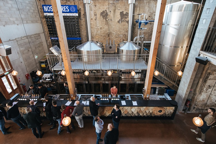 little atlantique brewery nantes