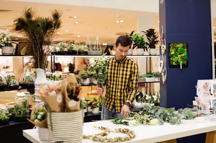 showroom ephemere fleurs pacheco