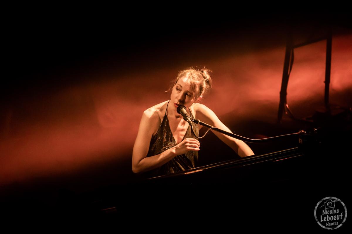 concert jeanne cherhal nantes
