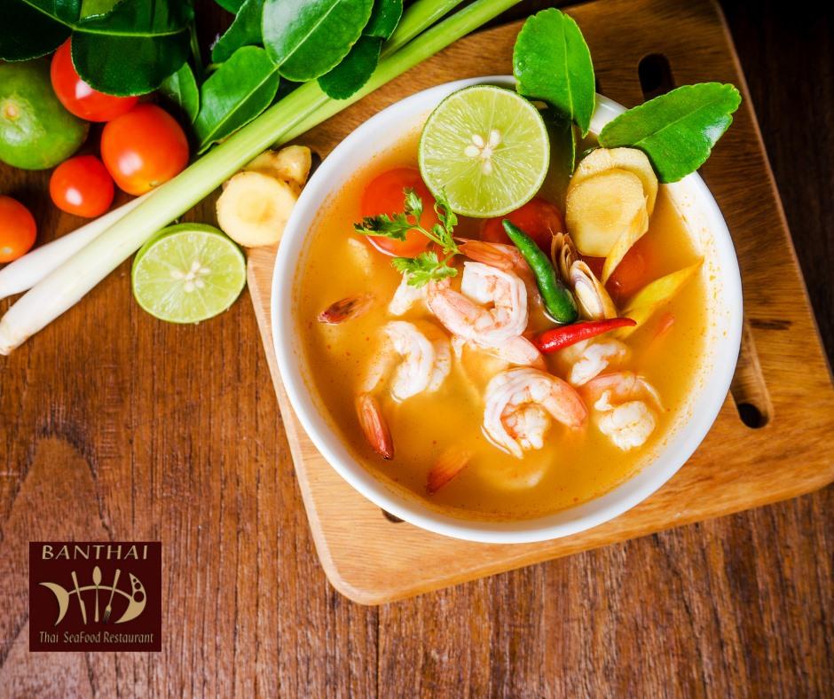 banthai seafood nice FB