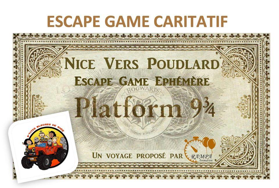 Escape game Nice