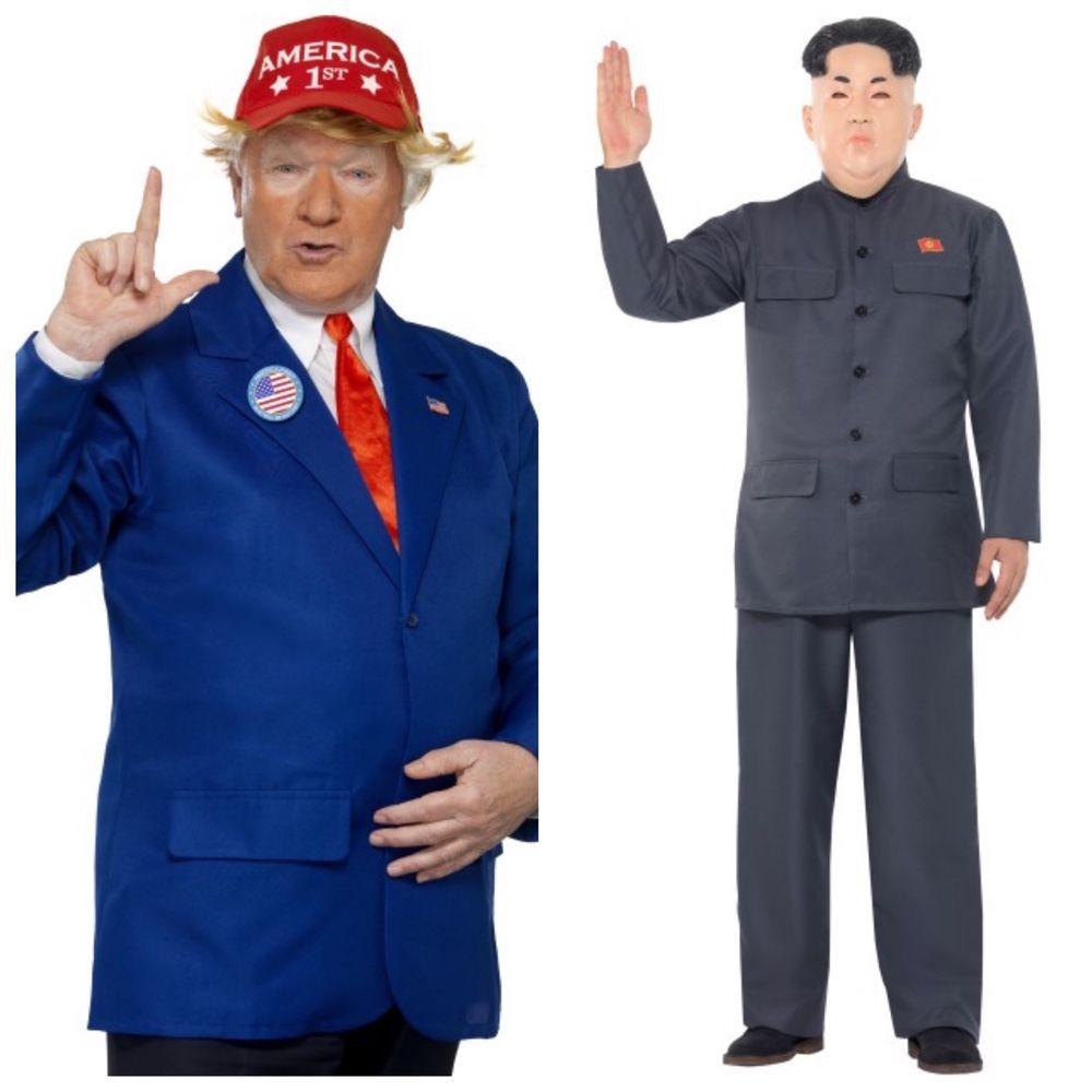 dictateurs costumes