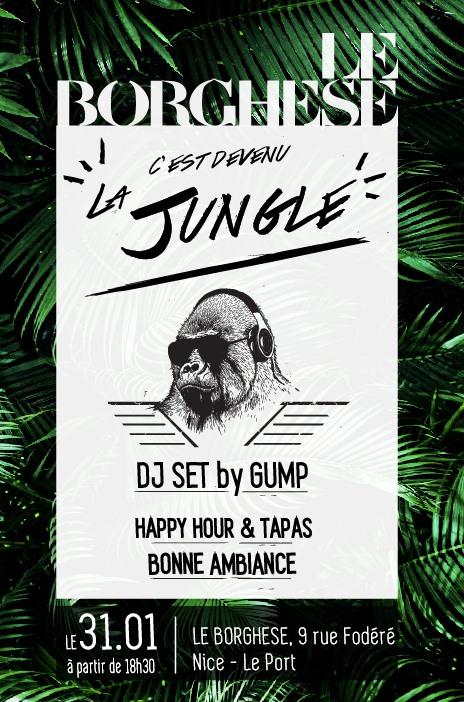 Jungle Borghese source FB