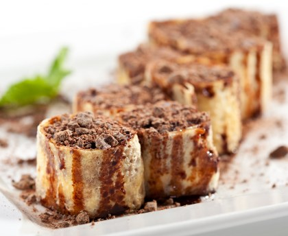 crêpe maki chocolat