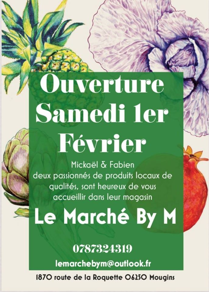 Marché by M source FB