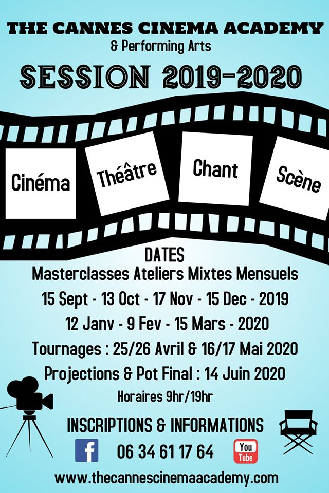 Masterclass Cinéma
