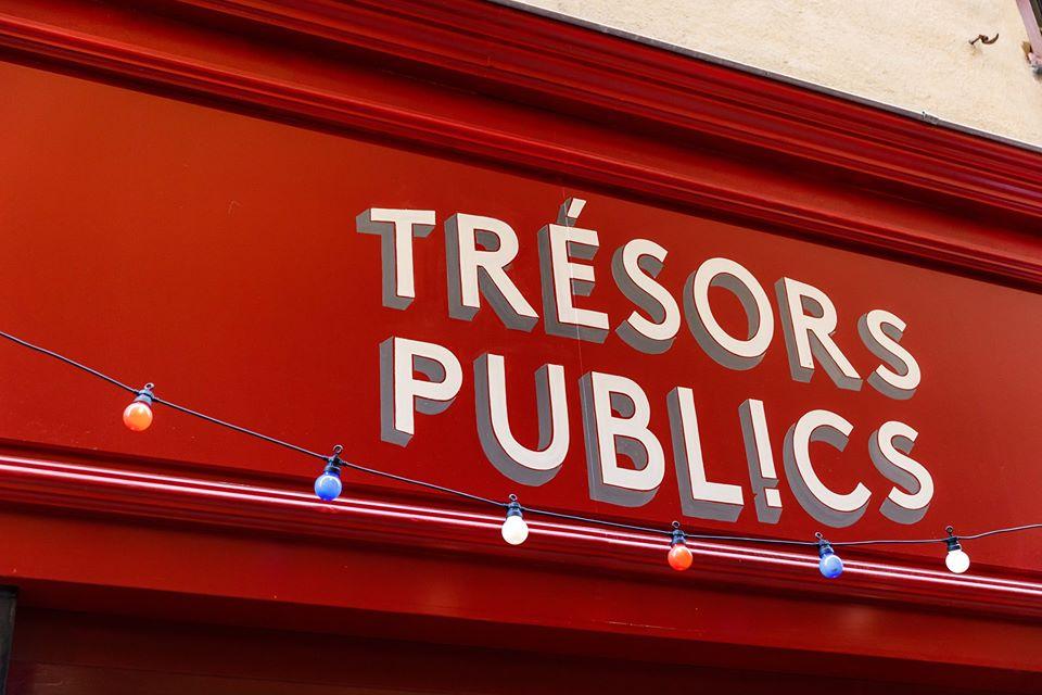 Trésors Publics