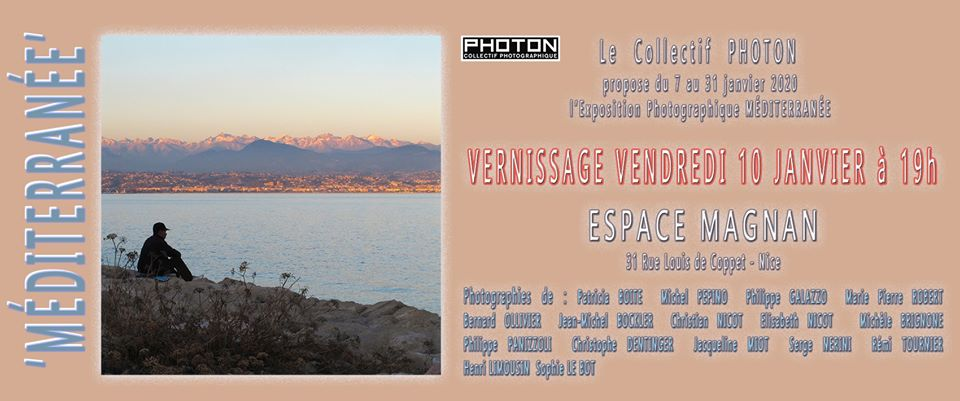Inauguration expo Méditerranée