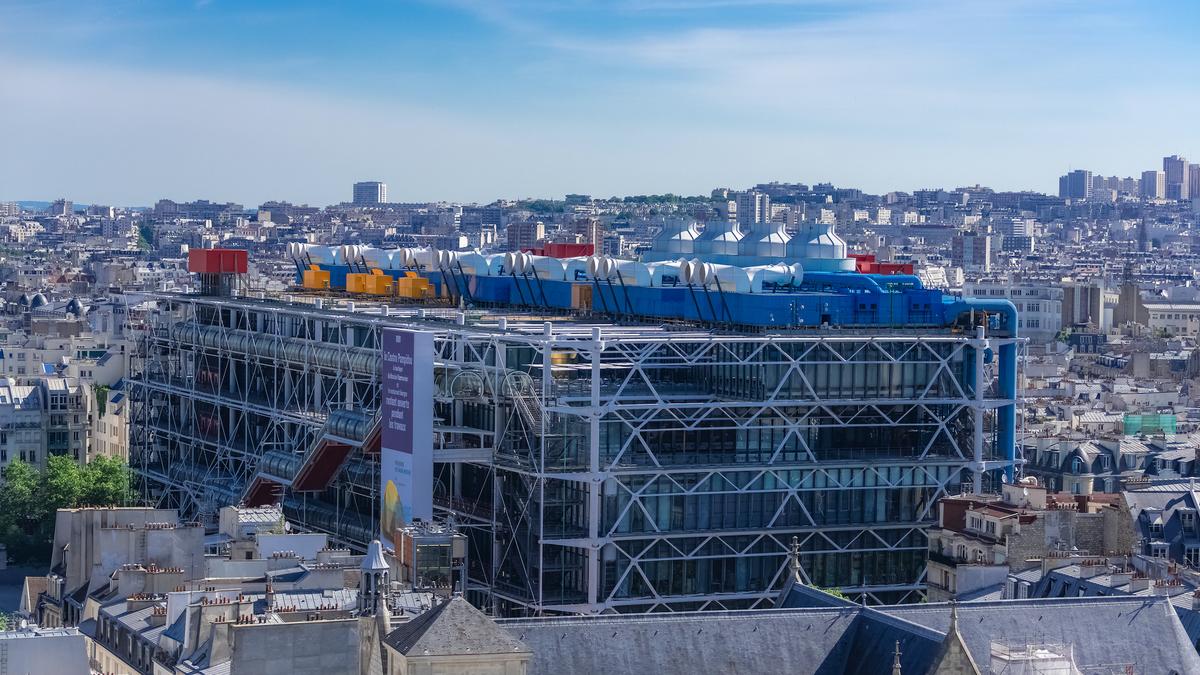 Le Centre Pompidou dévoile 120 000 nouvelles œuvres à admirer en ligne