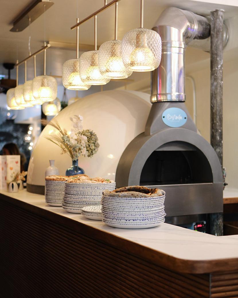 Constantia pizzeria Paris