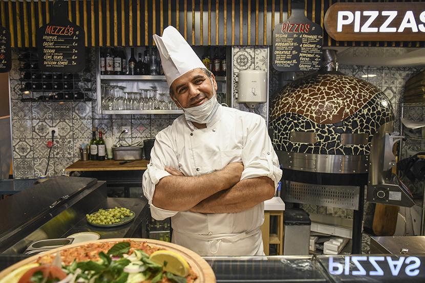 Dorin restaurant kurde Paris