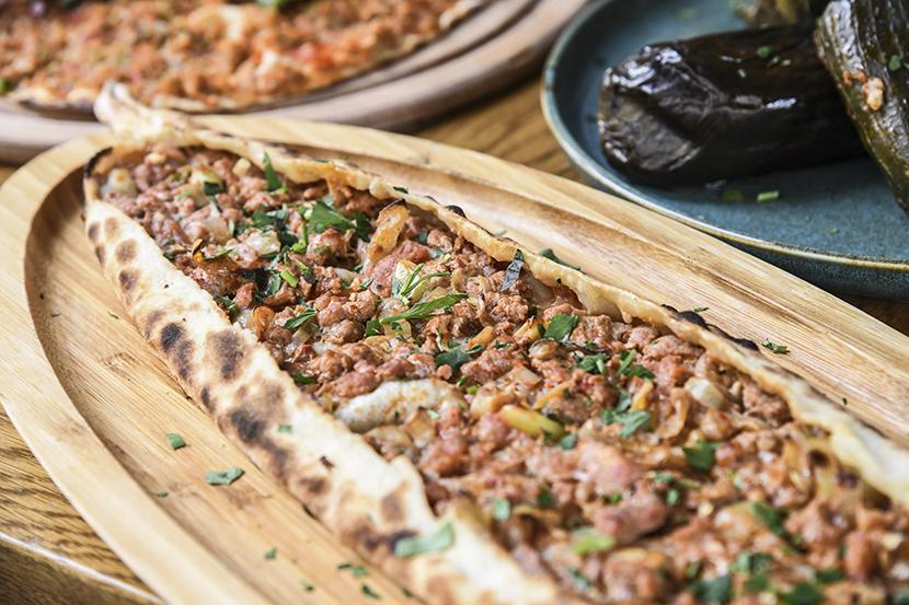 Dorin pizza turque Paris 9e