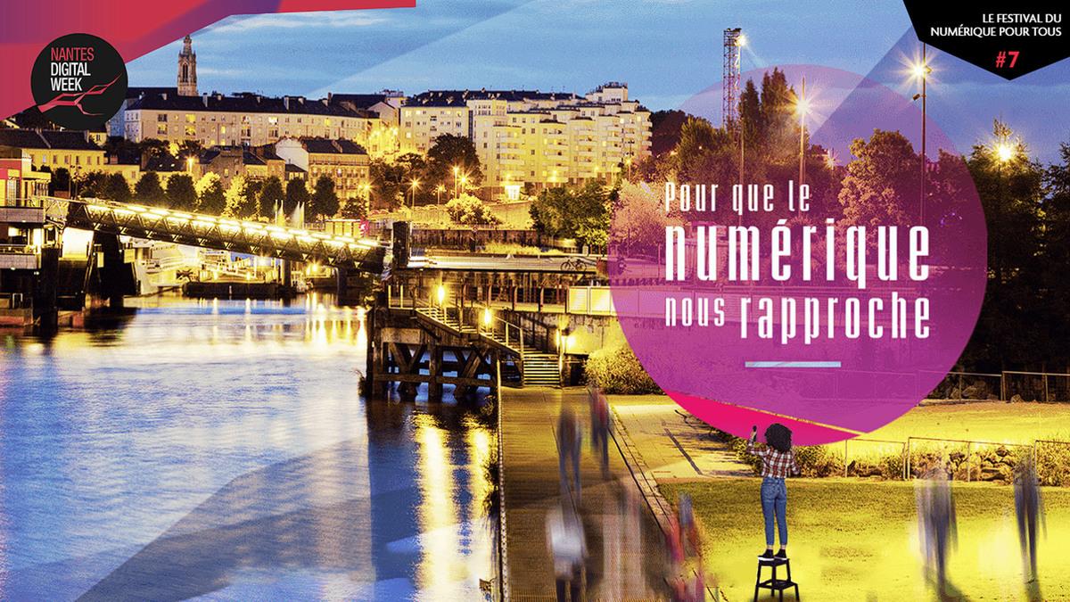 Nantes Digital Week 2020 : les temps forts à ne pas manquer