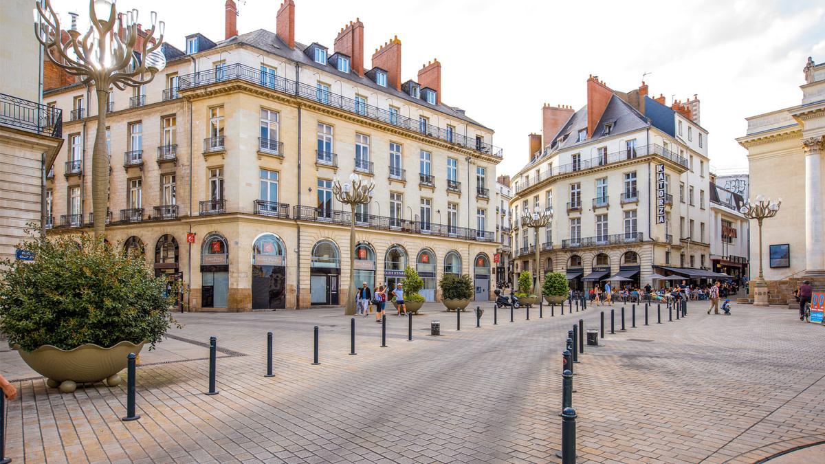 Nantes - cover