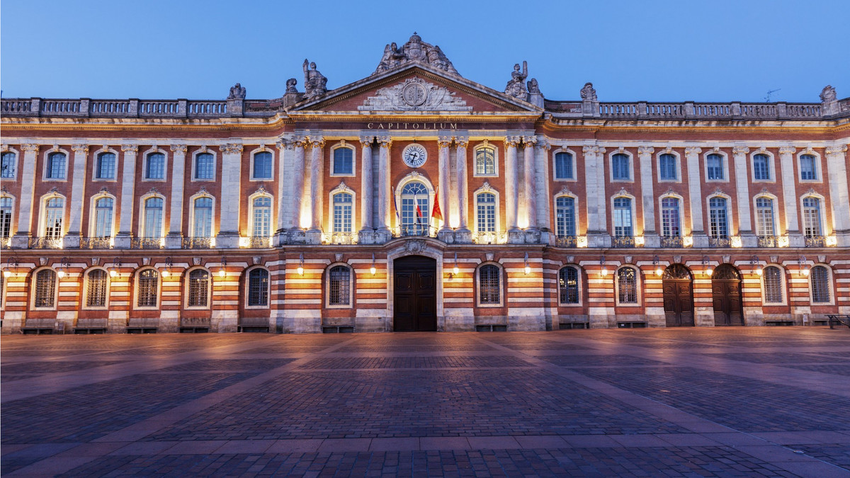 Toulouse - cover
