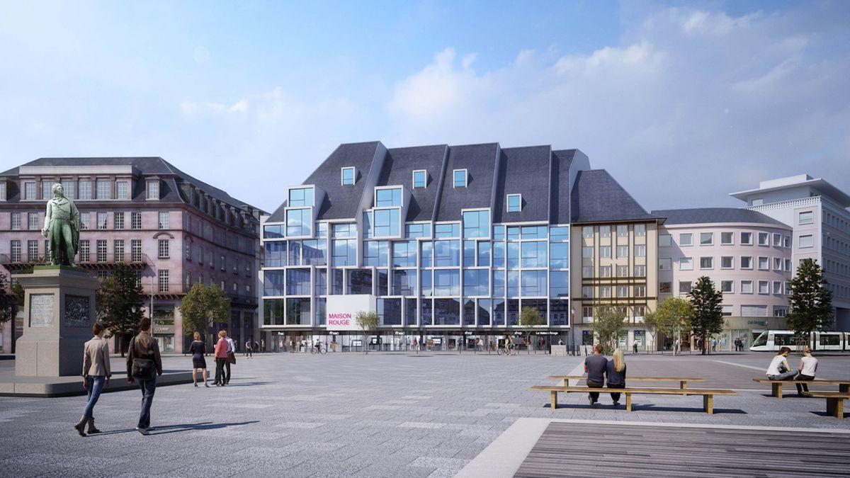 Insolite : votez pour élire le bâtiment le plus moche de Strasbourg